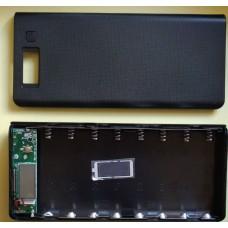 Корпус для Powerbank 30000 мАч для 8X18650 5 В 2A (без аккумуляторов)