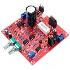 Радиоконструктор лабораторный блок питания U=0-30V I=2мА-3A