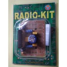 РАДИОКОНСТРУКТОР RADIOKIT K215.1 УНЧ 4X45W TDA7560 модуль