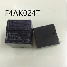 F4AK024T 24V  реле демонтаж