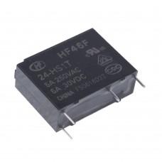 HF46F-024 (relay 43F 024-HS)