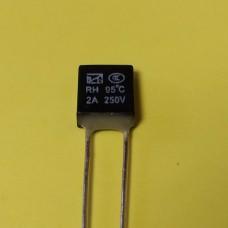 KLS5-104 2A 250В 95°C термо-предохранитель