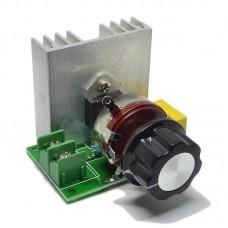 Регулятор мощности 4000W 220V фазовый симисторный BTA41-600