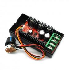 ШИМ регулятор скорости двигателя 10-50 В 40 А 2000 Вт