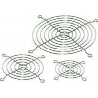 Решетка вентилятора металл 92х92мм