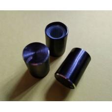 Ручка алюминиевая для резистора D10 H16 BLACK