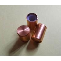 Ручка алюминиевая для резистора D10 H16 GOLD