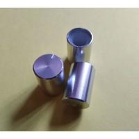 Ручка алюминиевая для резистора D10 H16 SILVER