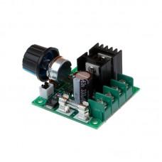 Широтно-импульсный регулятор оборотов двигателя и яркости LED-ленты на 40V 10A 400W.