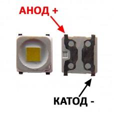 Светодиод для подсветки LED TV 3228 3V 1.5W SAMSUNG SPBWH1322S1 KVC1BIB