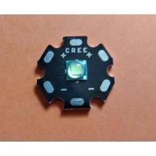 Сверхяркий светодиод  CREE XML XM-L T6 10000 К 10 Вт плата STAR  20 мм