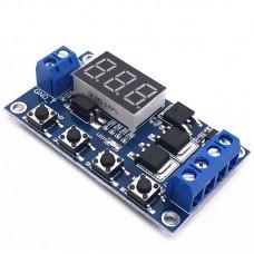 Программируемый циклический таймер времени с  MOSFET XY-J04