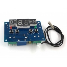 Терморегулятор цифровой контроллер температуры термостат XH-W1401