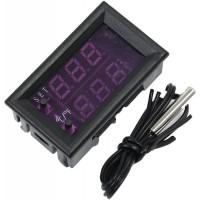 Цифровой терморегулятор температуры W1209WK DC 12 В -50 + 110 градусов