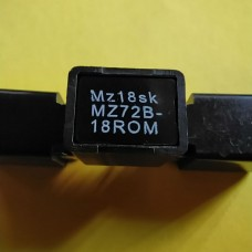 Позистор MZ72 18RM270V PTC 18 Ohm 270V 2pin