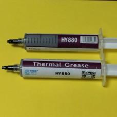 Термопаста HY880 Helnziye, 30г, шприц
