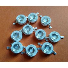 УЛЬТРАФИОЛЕТОВЫЙ светодиод 1-3w 395-420nm, 45mil, Taiwan EPISTAR