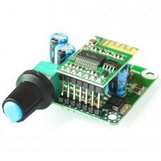 Цифровой стерео аудио усилитель мощности 2*15Вт TPA3110 8-26V 4-8 Ohm с Bluetooth 4.2