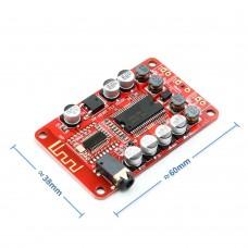 Аудио усилитель класса D стерео Yamaha YDA138 Bluetooth 15Вт+15Вт