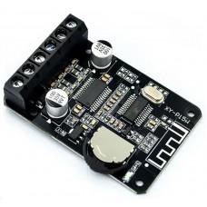 Цифровой усилитель мощности звука 15 Вт, Bluetooth, XY-P15W