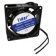 Вентилятор TIDAR RQA8025HSL 80*80*25 220V