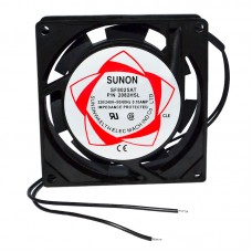 Вентилятор SUNON SF8025AT P / N 2082HSL 80 x 80 x 25 mm, 220V, 0.10A