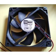 Вентилятор Fanover FD12025B12H DC