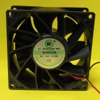 Вентилятор осевой WX9238 DC 24V 0.45А