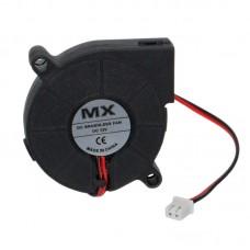 Вентилятор-улитка MX-5015 50х50х15мм 12В