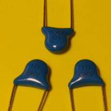 10pf (6,3 kV) Y5P 10% высоковольтная керамика