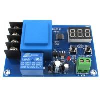 Универсальный контроллер заряда аккумуляторных батарей XH-M602-6---120 В с индикатором.