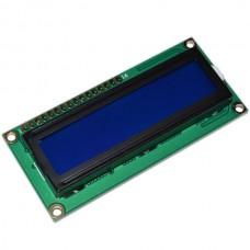 LCD 1602A V2.0 синий фон белые символы с подсветкой